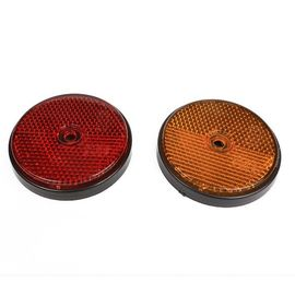 China Scratch Resistant Trailer Reflectors Safety Warning Sign High Reflection supplier
