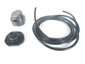 china 12v 7 pole trailer wiring harnesss with trailer socket and seal cover  distributor