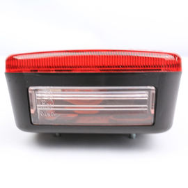 China 12 - 24v Single Trailer Lamp OEM Truck Tail Light PMMA Material OEM Standard factory