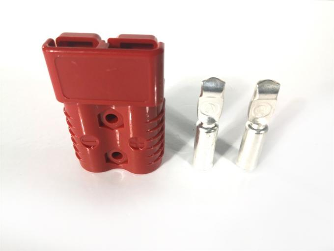 High Performance Plastic Trailer Tow Connector Vehicle Side Trailer Connector
